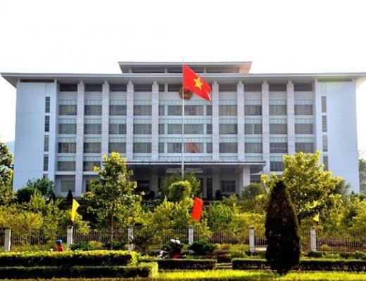 tiêu chuẩn thiết kế trụ sở cơ quan
