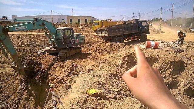 Tiêu chuẩn đào đất hố móng (2)