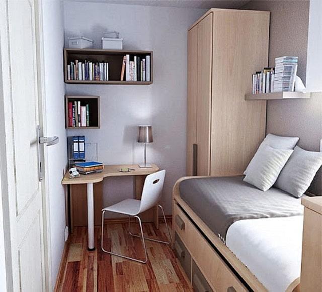 thiết kế phòng ngủ nhỏ 10m2 (1)