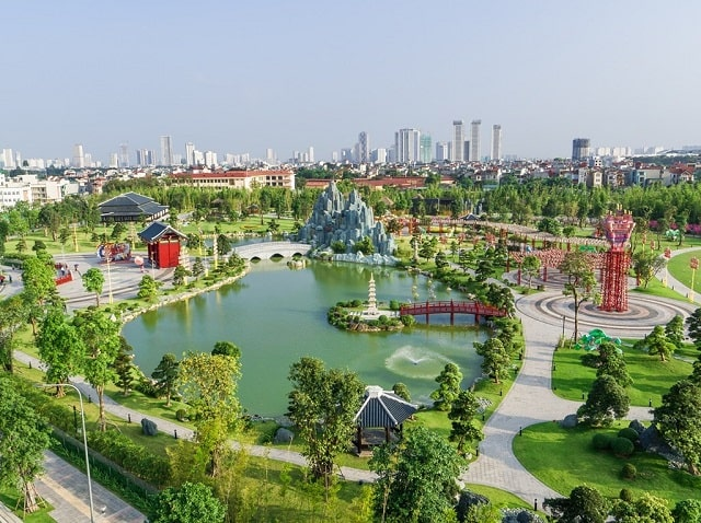 vườn nhật vinhomes smart city (1)