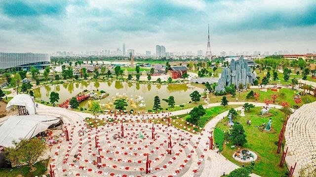 vườn nhật vinhomes smart city (2)